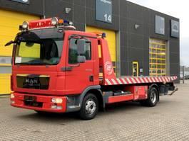 autotransporter vrachtwagen MAN TGL 8.250 Euro 5 2011