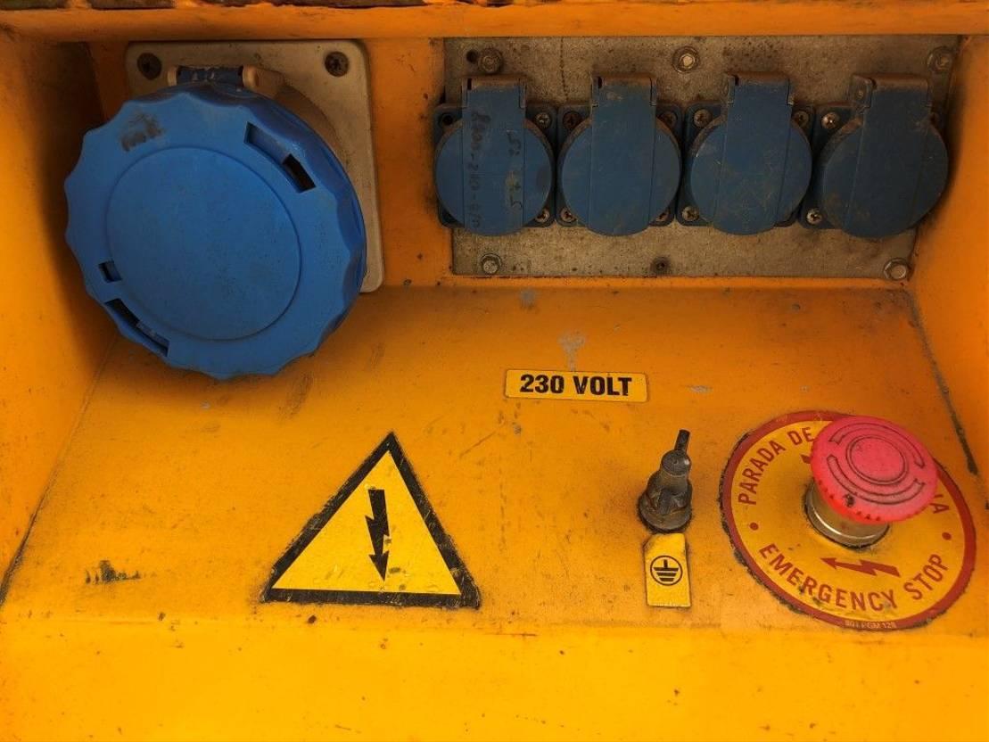 generator Himoinsa Hatz 2L41C 15 kVA Silentpack generatorset 2008