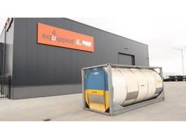 tankcontainer Van Hool 25.000L TC, 2 comp.(12.500L/12.500L), UN PORTABLE, T11, valid 2.5y insp... 1995