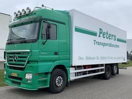 bakwagen vrachtwagen > 7.5 t Mercedes Benz 2532 6x2 super condition !!!! 2006
