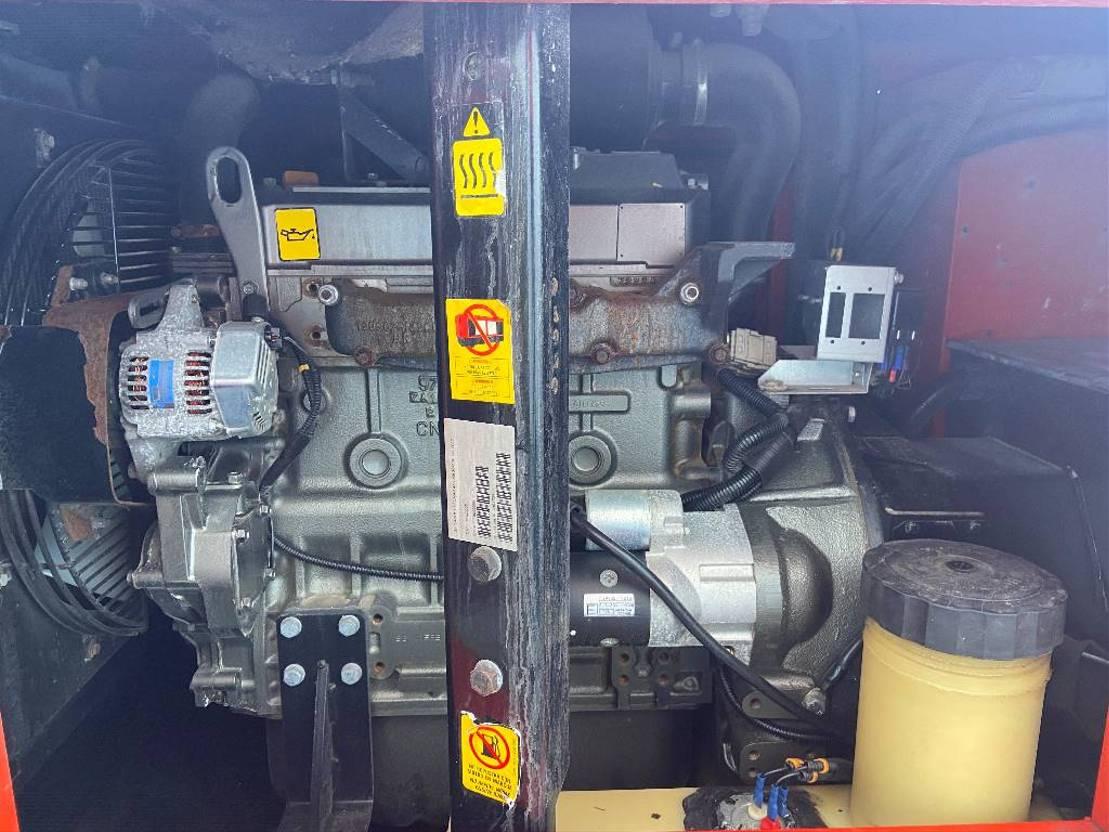 generator Himoinsa HYW35 - 35 kVA Generator - DPX-12183 2007