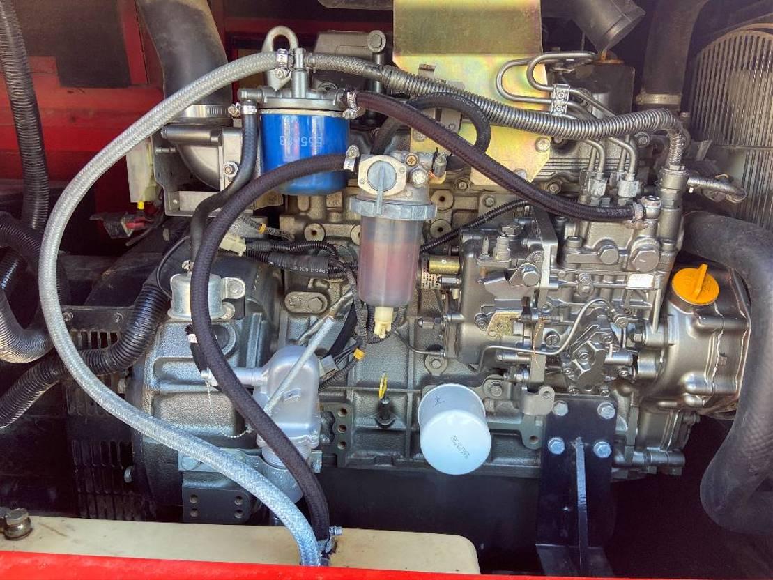 generator Himoinsa HYW-35 T5 - Yanmar - 35 kVA Generator - DPX-12162 2007