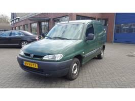 gesloten bestelwagen Peugeot PARTNER 170C 1.9D 2001