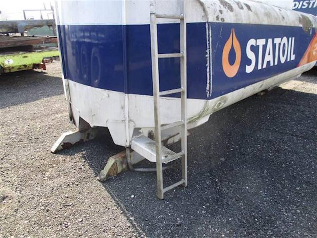 Opbouw vrachtwagen onderdeel Diversen TANK 6700 LITER