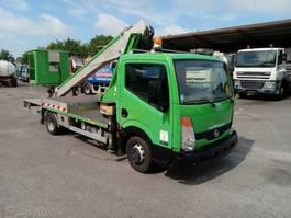 hoogwerker bedrijfswagen Nissan Cabstar 35.11 WITH LIFT MULTITEL 16 M 2008