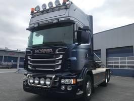 containersysteem vrachtwagen Scania R730 6x2, NCH - Retarder -