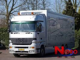 autotransporter vrachtwagen Mercedes Benz ACTROS 2535, 4-CARS 2003