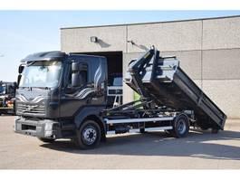 containersysteem vrachtwagen Volvo FL 240  CONTAINER SISTEEM - CONTAINER HAAKSISTEEM -SYSTEME CONTENAIR 2009
