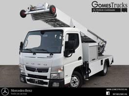 chassis cabine vrachtwagen Fuso Canter 3S13 VERHUISLIFT 3S13 3.0 DI 280 Böcker Verhuislift 2020