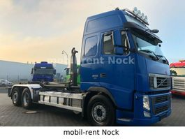 containersysteem vrachtwagen Volvo FH 500 / EEV / VDL 21to./ 6x2 2011