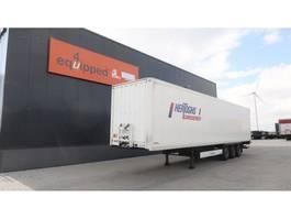 gesloten opbouw oplegger Krone TOP, D'Hollandia (2.000kg), schijfremmen, NL-oplegger, APK/LPK: 08/2020 2014