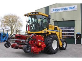 overige oogstmachines New Holland FX40 forester 2003