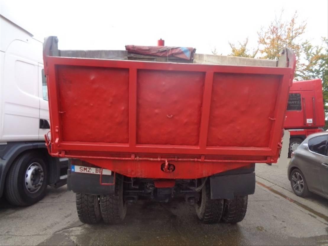 Kipperbak vrachtwagen onderdeel Diversen Occ Kipbak 14m³ 1999