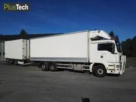 bakwagen vrachtwagen > 7.5 t MAN TGA 26.360 2004