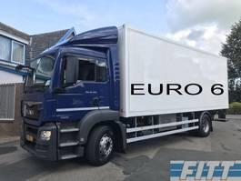 koelwagen vrachtwagen MAN TGS 19.320 Euro6 koeler 96BDL5 solo 2013