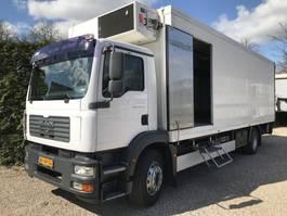 koelwagen vrachtwagen MAN TGM 18.240 Gescheiden koelruimte's Koel / Vries 2009