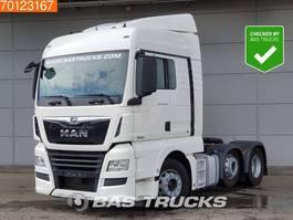 standaard trekker MAN TGX 26.460  6X2 XLX Intarder Liftachse ACC Euro 6 2017
