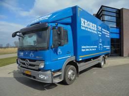 schuifzeil vrachtwagen Mercedes Benz ATEGO 1224 L / 155.000 KM! / Schuifzeil R - Gesloten L 2012