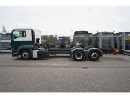 chassis cabine vrachtwagen MAN TGS 26.320 6X2 CHASSIS 573.000KM 2012
