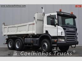 kipper vrachtwagen > 7.5 t Scania P 380 2006