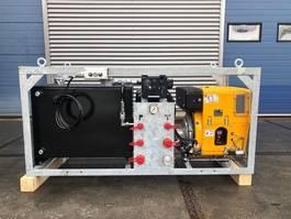 hydraulisch systeem equipment onderdeel Hatz Hatz Hydraulic diesel SilentPack for Heavy Transport Equipment 2020