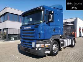 standaard trekker Scania R 420 / Manual Gearbox / German 2006