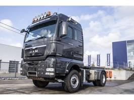 standaard trekker MAN TGX 18.480 XLX BLS-4X4H+Kiphydr. 2012
