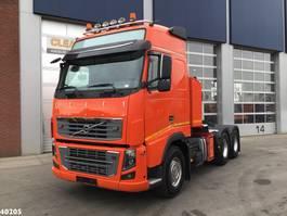 standaard trekker Volvo FH 16.700 6x4 Heavy transport 100 TON 2012