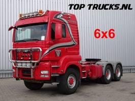 zware last trekker MAN TGS 33.480 6x6 BL - Kipperhydraulic - No Hydrodrive 2013