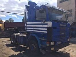 Cabinedeel vrachtwagen onderdeel Scania 142 1982