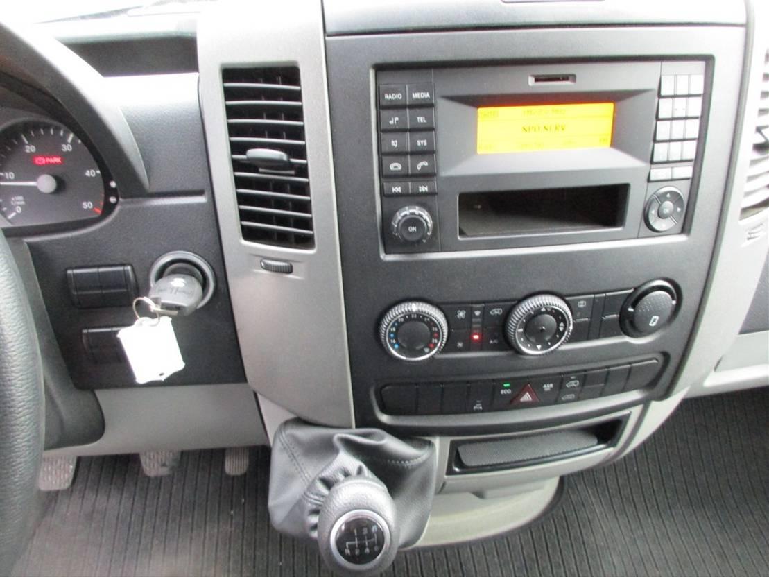 koelwagen bestelwagen Mercedes Benz Sprinter 210 CDI L1/H1 Koel/Vries Multitemp 2014