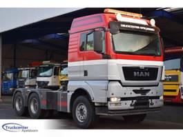 standaard trekker MAN TGX 26.540 6x4, Crane frame, Manuel, Big axle, Truckcenter Apeldoorn 2013