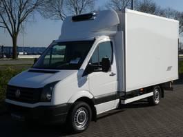 koelwagen bestelwagen Volkswagen CRAFTER 35 2.0 tdi koelwagen koeler 2013