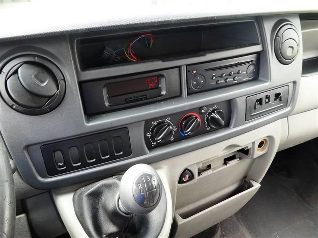 koelwagen bestelwagen Renault MASTER 2.5 dci frigo 2007