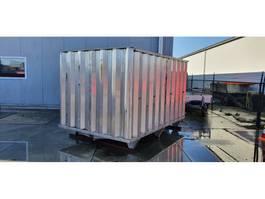 sanitaircontainer ** watertank rvs 15m3 2008