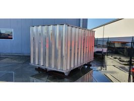 sanitaircontainer ** watertank rvs 15m3 2008