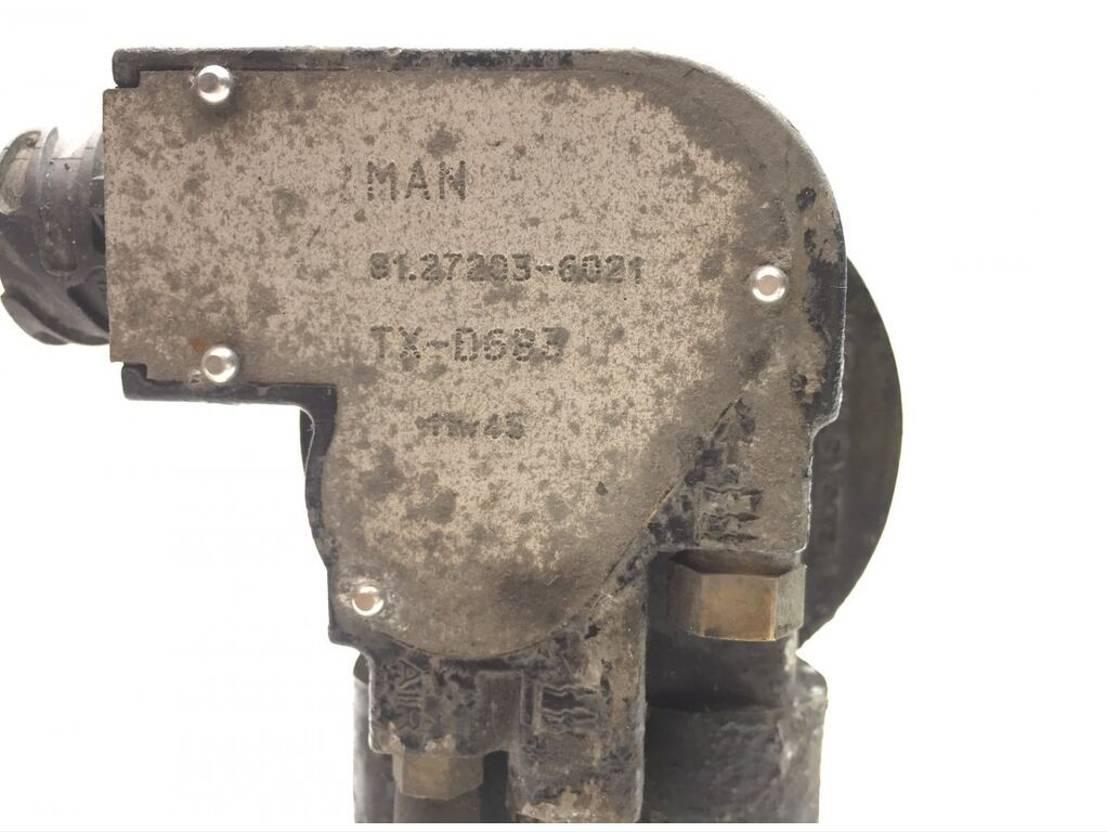brandstof systeem bedrijfswagen onderdeel MAN TGX (2007-)