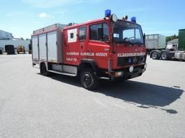 leger vrachtwagen Mercedes Benz Brandbil Mercedes 1120 4x2 1120 1986
