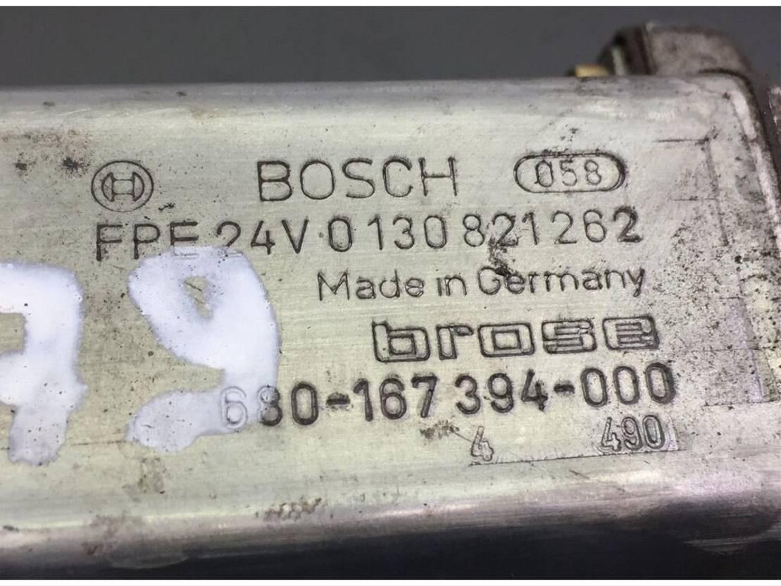Elektrisch raammechaniek vrachtwagen onderdeel Bosch Window Regulator Motor