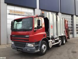 vuilniswagen vrachtwagen DAF FAG 75 CF 310 2003