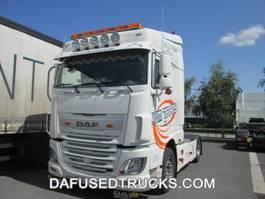 standaard trekker DAF FT XF460 2014