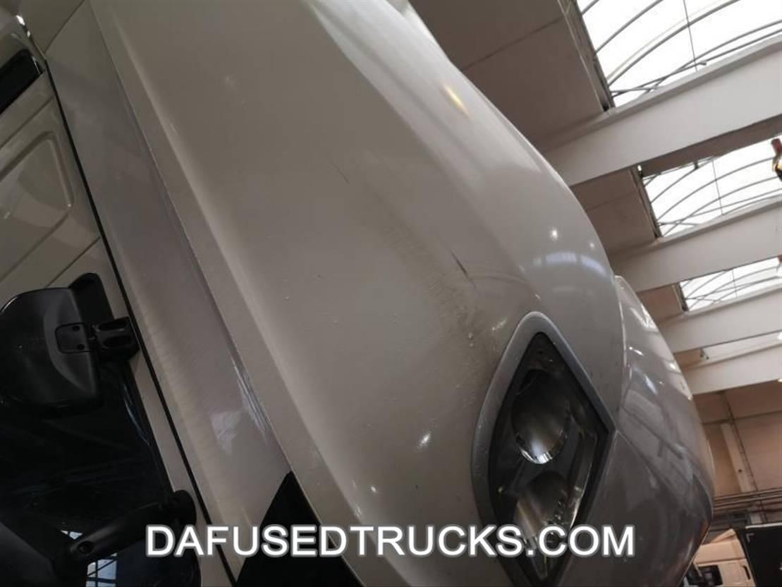 mega-volume trekker DAF XF 460 FT Low Deck 2016