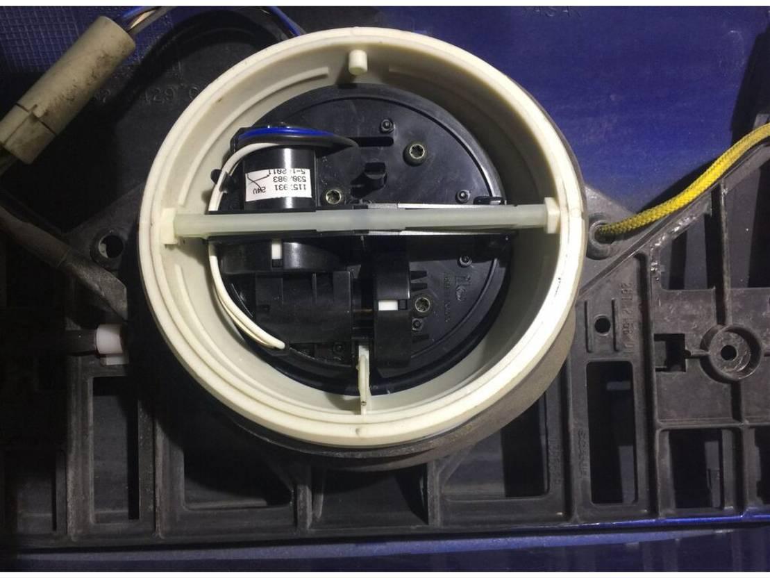 Binnenspiegel vrachtwagen onderdeel Scania Rear-View Mirror Casing, Large