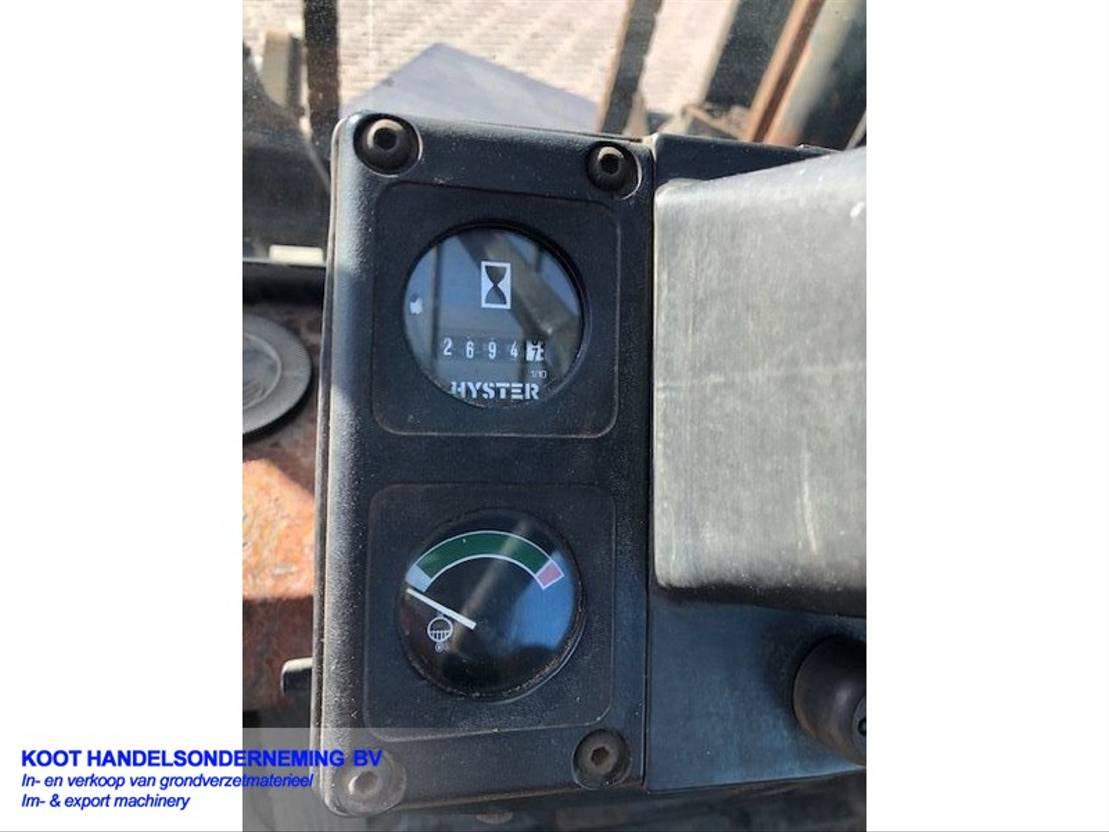 vorkheftruck Hyster H8.00 Xl Sideshift 1993