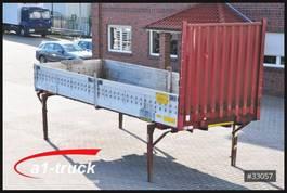 huifzeil wissellaadbak Krone WB 7,45 BDF, Pritsche, Bordwand, Baustoff L 7300 2000