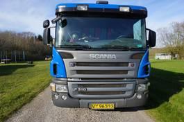 vuilniswagen vrachtwagen Scania P 310 DB6x2*4HNB 2008