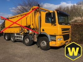 chassis cabine vrachtwagen Ginaf X 4241 S Manual chassis 2006
