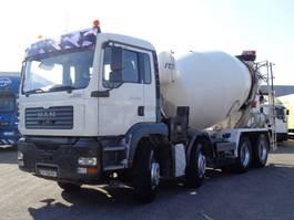 betonmixer vrachtwagen MAN TGA 32.350 + Manual + euro 4 + Schwing Stetter mixer + 10 CUB 2006