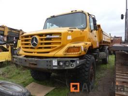 kipper vrachtwagen > 7.5 t Mercedes Benz ZETROS-01 2009