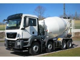 betonmixer vrachtwagen MAN TGS 32.430 8x4 / Euromix MTP EM 9m³ SL EURO6 2020